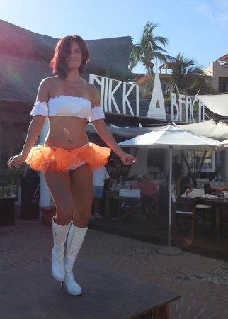 Nikki Beach: Nikki don't loose that number