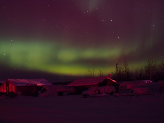 Bettles Lodge: Northern Lights 1