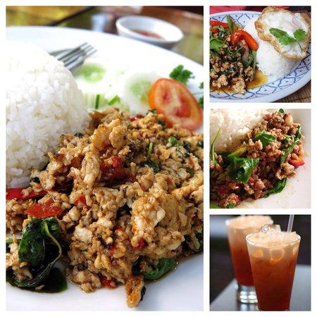 Thai Delight Norman Restaurant: Chicken Ka Pao