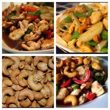 Thai Delight Norman Restaurant: Chicken Cashew Nut