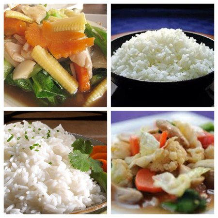 Thai Delight Norman Restaurant: Stir Fried Mixed Vegetable