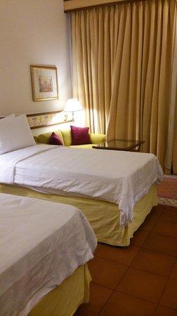 Trident, Agra: ベッドルーム