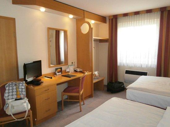 BEST WESTERN Hotel Bremen East: 2-х местный номер