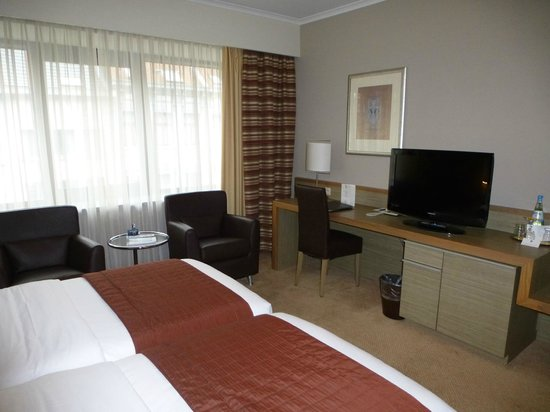 Hotel Hyllit: kamer