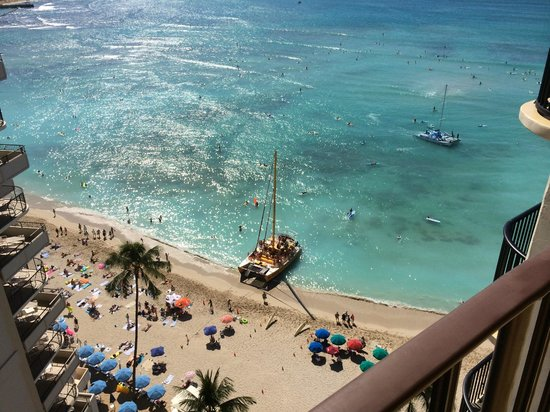 Outrigger Waikiki Beach Resort : 'nuff said