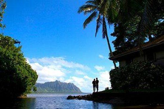 Paradise Bay Resort Hawaii: Romantic
