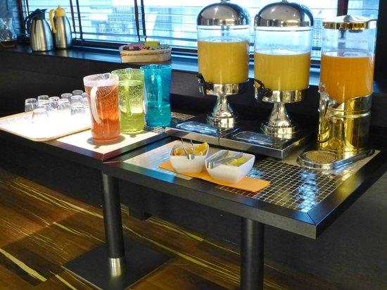 Hotel Hyllit : ontbijt