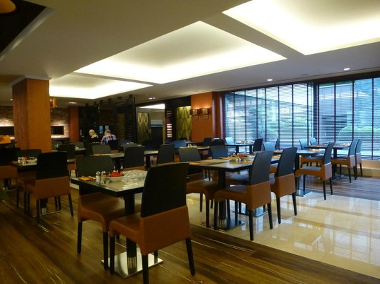Hotel Hyllit: ontbijt