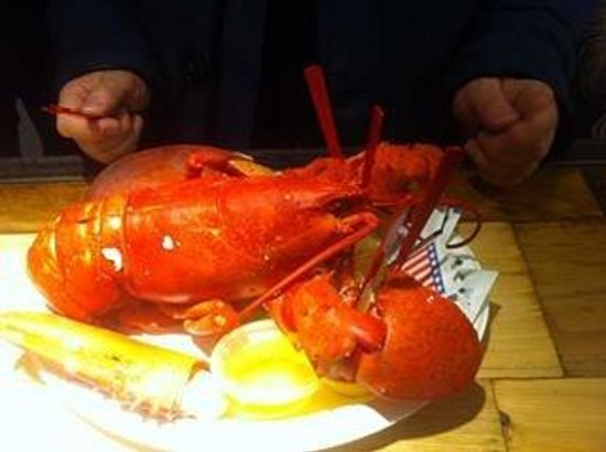 The Lobster Place: Lobster
