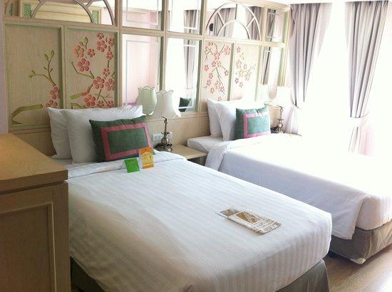 Salil Hotel Sukhumvit Soi 11: room