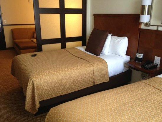 Comfort Suites : Cama