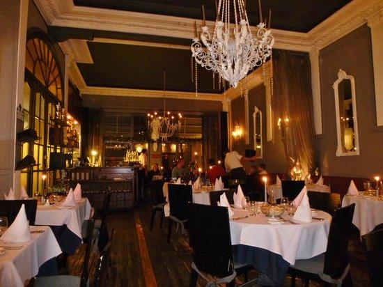 La Cigale D'argent: restaurant