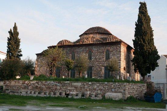 Roman Agora: Мечеть Фетхие