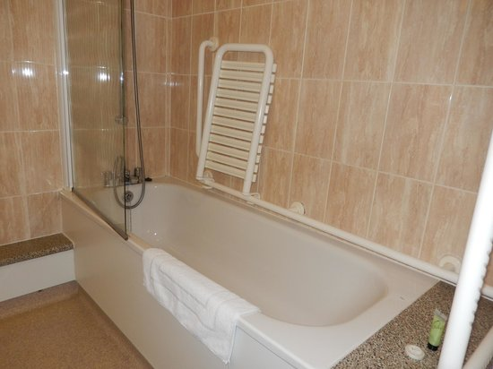 Arden Hotel & Leisure Club: unrequested special needs adapted