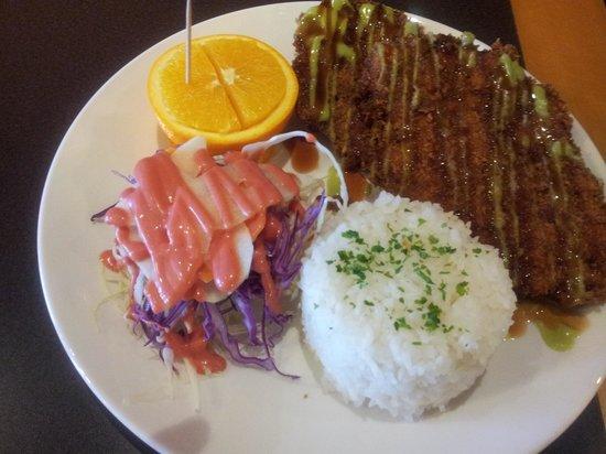 Lee's Overseas Delights : tonkatsu