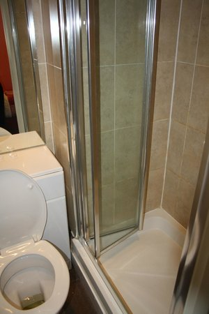 Cherry Court Hotel: salle de bain