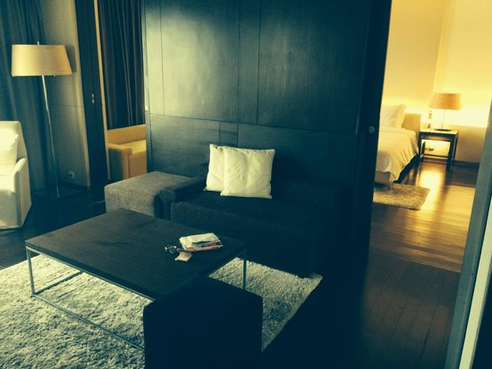 Pathumwan Princess Hotel: Suite