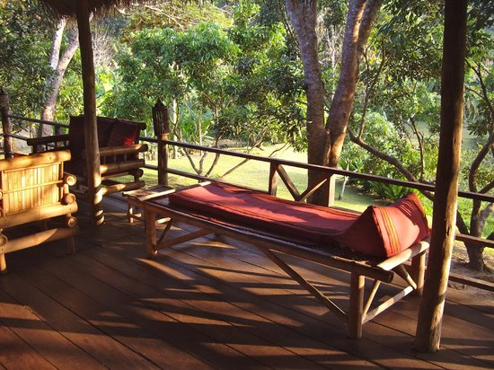 Lisu Lodge : Perfect nap spot at Lisu