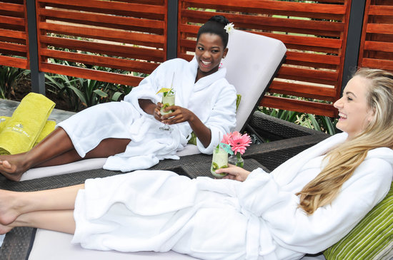 The Fairview Collection, Tzaneen: Relaxing at the Zen Spa & Rasul at Fairview