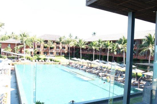 Hansar Samui Resort: room n pool