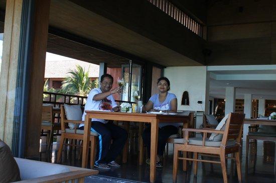 Hansar Samui Resort: restrorent