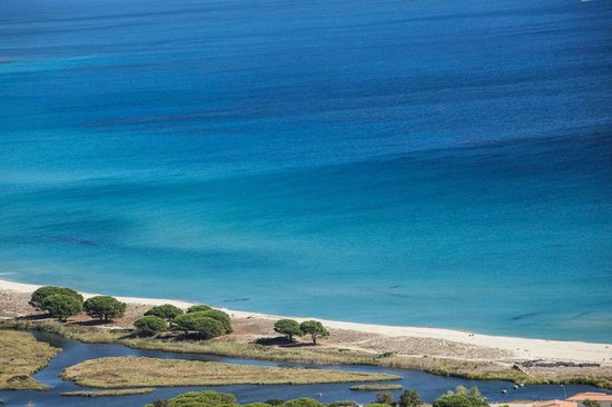 Posada, Italie : Spiaggia Orvile