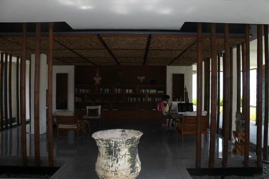 Hansar Samui Resort: lobey