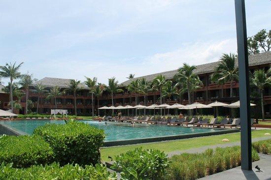 Hansar Samui Resort: hansan samui