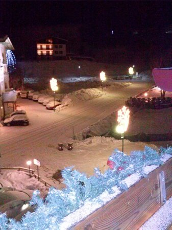Ambiez Suite Hotel: atmosfera natalizia