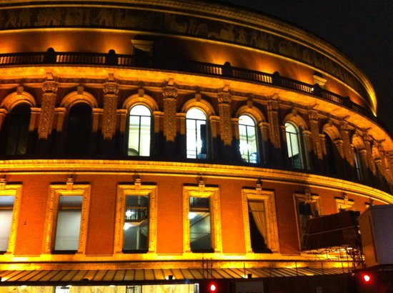 Interno picture of royal albert hall london tripadvisor for Door 4 royal albert hall