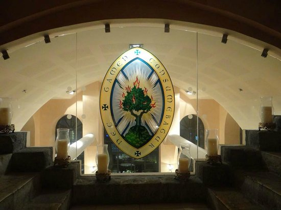 Scots Hotel: Кельтский бар