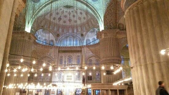 Blue Mosque: Eyüpsultan camii