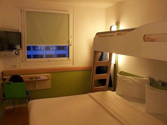 Ibis Budget Berlin Kurfurstendamm : Room
