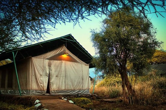 Sentrim Amboseli: The stay