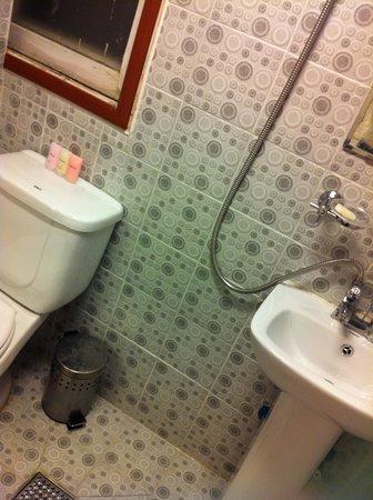 WS Hotel: Bathroom