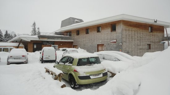 Les Villages du Bachat : Accommodation