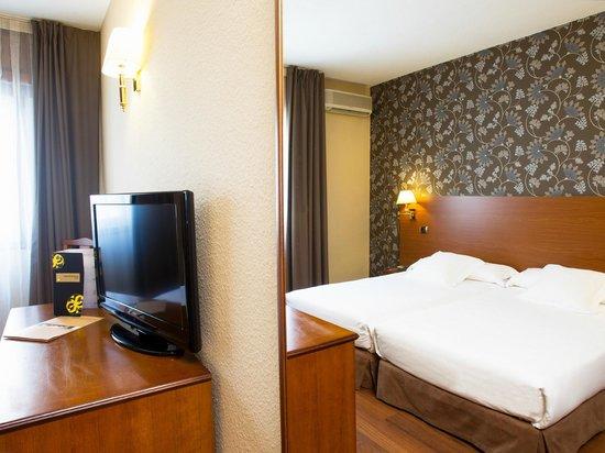 Hotel  Oca Ipanema: Habitacion Doble