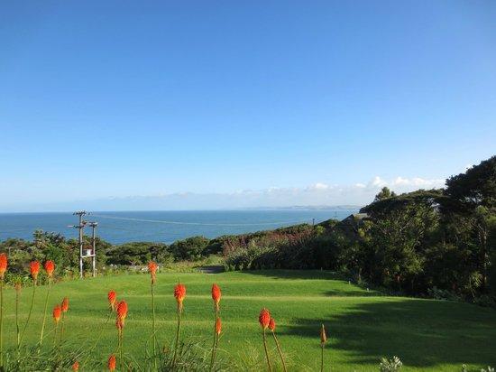 Waoku Lodge : view