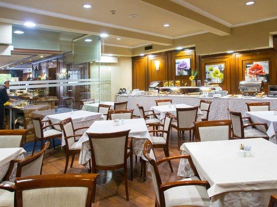 Hotel Oca Ipanema: Comedor