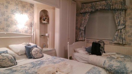 Lower Marsh Farm B & B: Bedroom