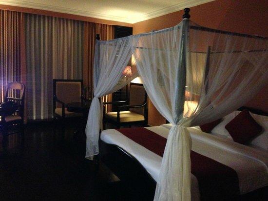 Pacific Hotel & Spa : 客室