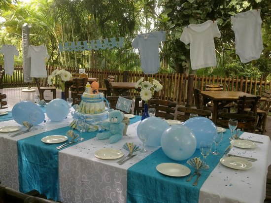 Bundu Country Lodge Restaurant: Have Your Babyshower At Bundu