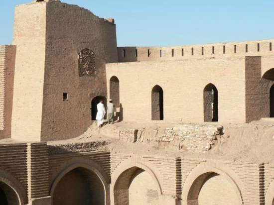 Herat Citadel照片