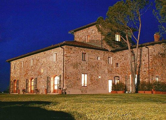 Villa Il Granduca : La villa