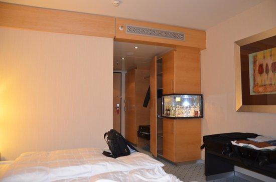 Maritim Hotel Duesseldorf: Zimmer