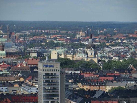 SkyView : Прекрасные виды на зеленый Стокгольм