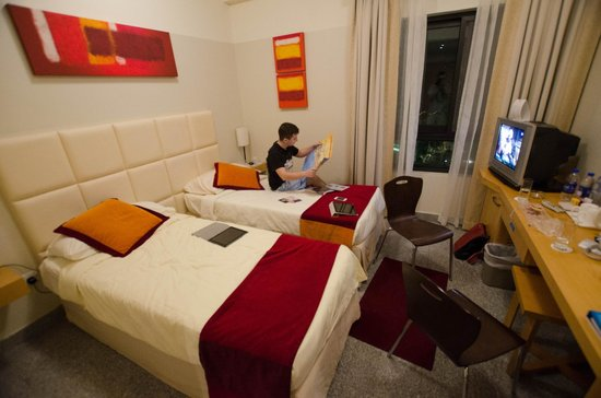 Room picture of arabian park hotel dubai tripadvisor for Arabian hotel