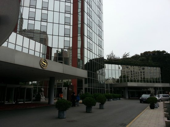 The Great Wall Hotel: Hotel Front View