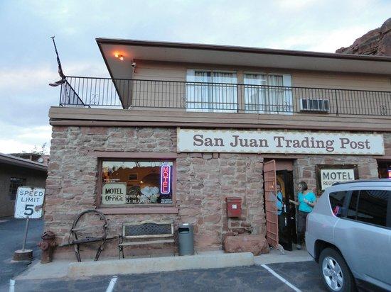San Juan Inn : Entrée