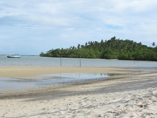 Pousada dos Ventos : Praia de Moreré